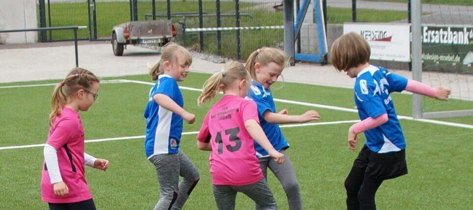 FSV Mädchenmannschaft: Verstärkung gesucht für die E-/F-Juniorinnen