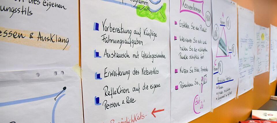 FLVW:  Leadership Programm für junge Führungskräfte von morgen